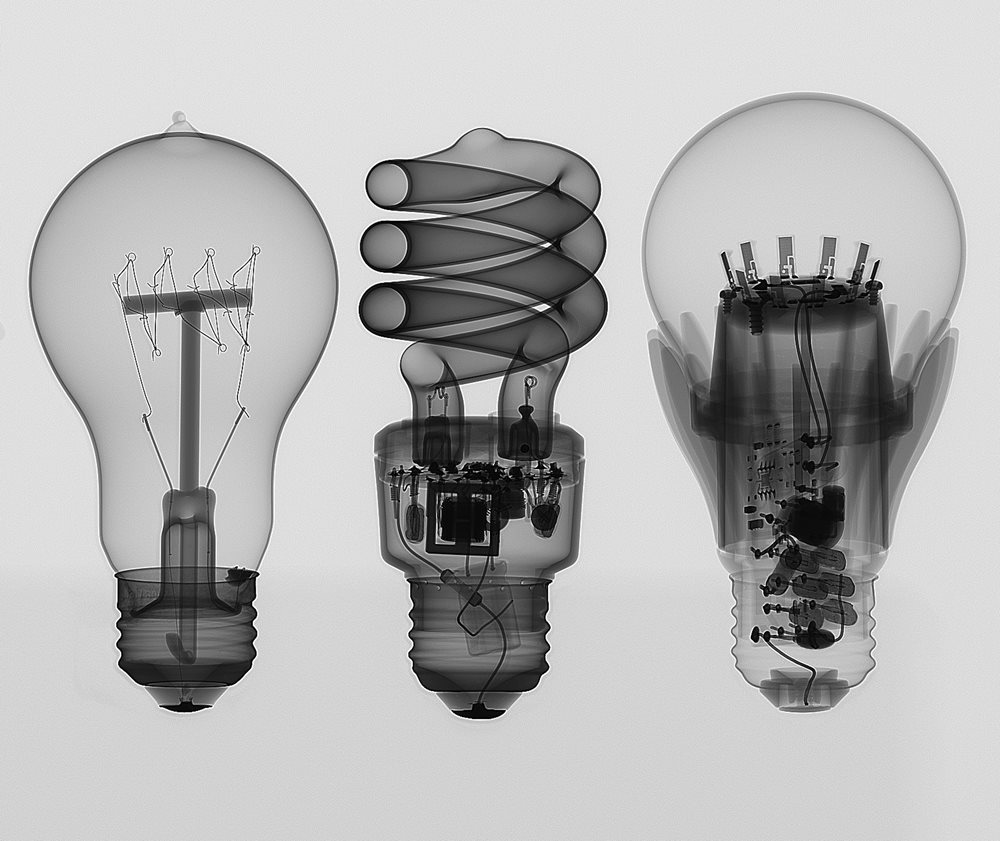 The Evolution Of Electric Light Bulbs
