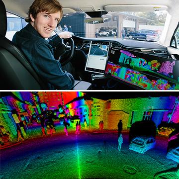 Lidar for Self-Driving Cars | Optics & Photonics News