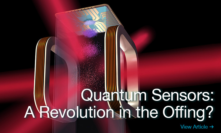 Quantum Sensors: A Revolution in the Offing?