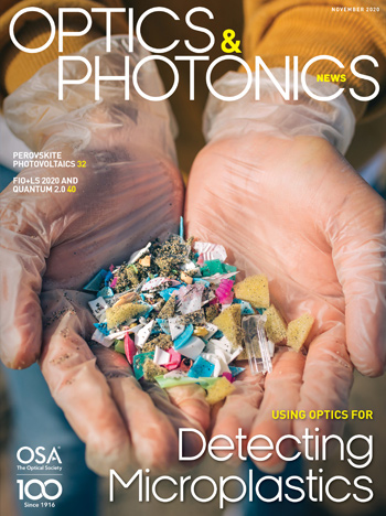 OPN Cover for the November 2020 issue