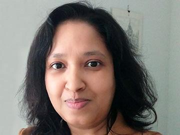 Senior Member Insights: Saswatee Banerjee