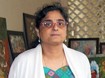 Senior Member Insights: Uma Maheswari Rajagopalan