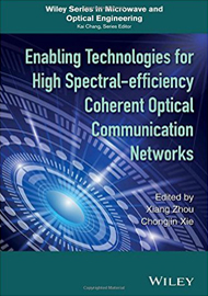 Enabling Technologies for High Spectral-efficiency Coherent Optical Communications Networks