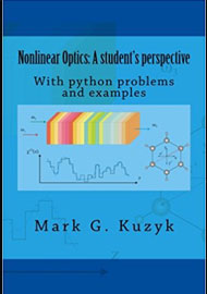Nonlinear Optics: A Student's Perspective