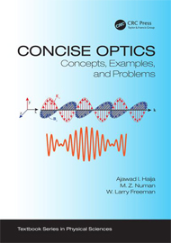 Concise Optics: Concepts, Examples and Problems