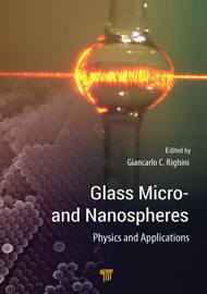 Glass Micro- and Nanospheres