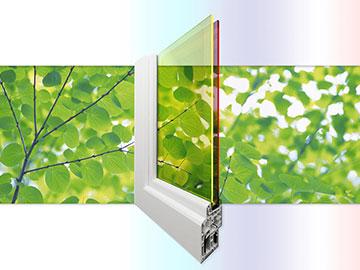 Double-Paned Solar Windows Crank Up Efficiency | Optics & Photonics News