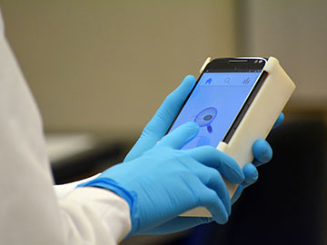Smartphone-Based Test for Male Infertility