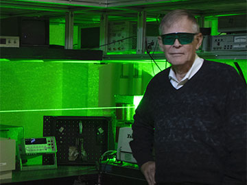 The Laser at 60: Robert Byer