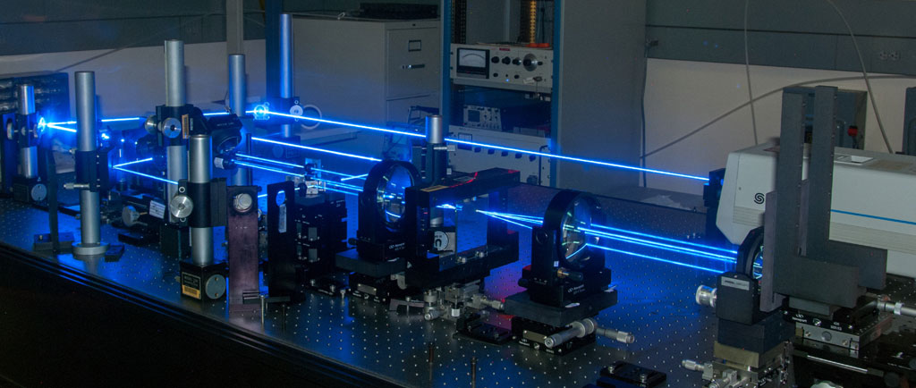 Propagation of multiple laser beams
