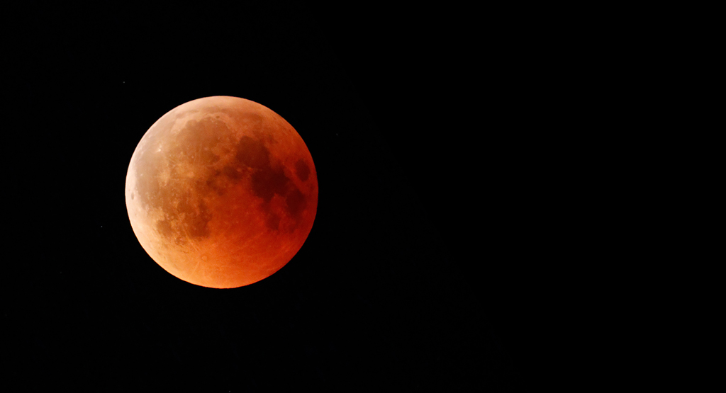 Longest total lunar eclipse of the 21st century