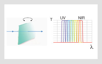 Angle-Tuned Thin-Film Interference Filters for Spectral Imaging