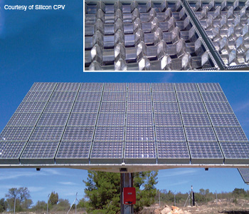 Solar Concentrators Using Optics To Boost Photovoltaics