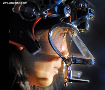 Head Worn Displays The Future Through New Eyes Optics