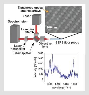 Using Plasmonics to Shape Light Beams | Optics & Photonics News